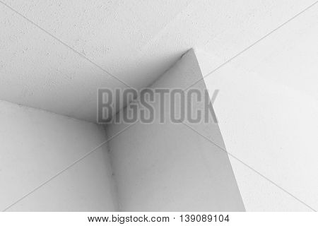 Abstract Architecture Background, White Corner