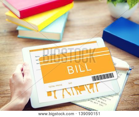 Shopping Online Order Purchase Buying Concept