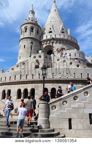 Budapest Landmark