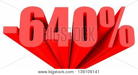 Discount 640 Percent Off Sale.
