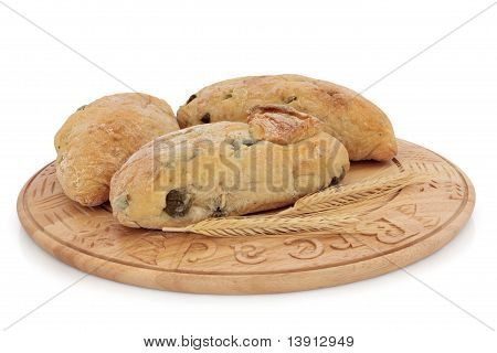 Olive Bread Rolls