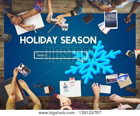 Vacation Holiday Voyage Season Journey Concept