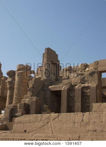 Door. Karnak Temple