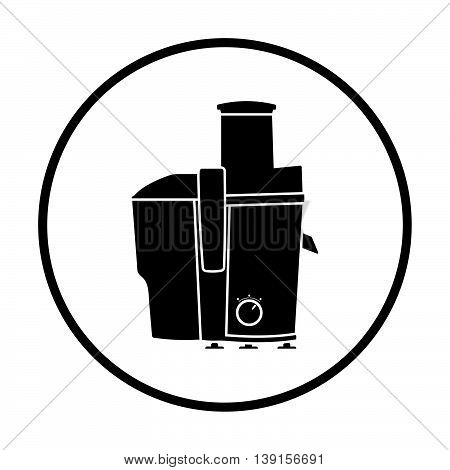 Juicer Machine Icon
