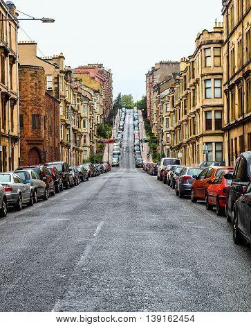 Glasgow Hill Hdr