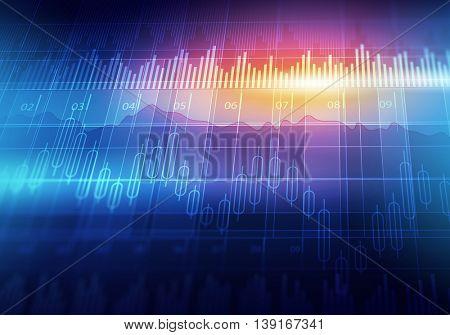 Virtual sound backdrop