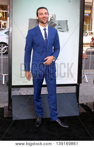 LOS ANGELES - JUL 19:  Alexander DiPersia at the