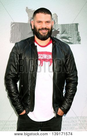 LOS ANGELES - JUL 19:  Guillermo Diaz at the