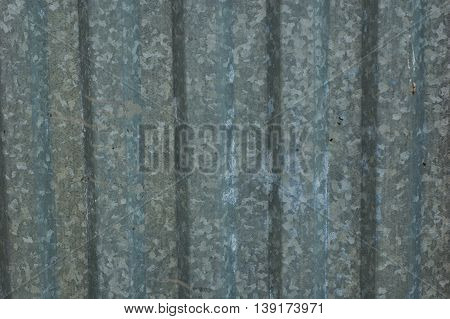abstract background - gray embossed vertical metal profile