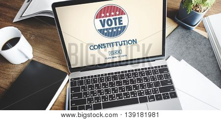 Constitution Registration Regulations Rules Principles Concept