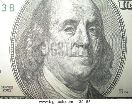 Ben Franklin - $100