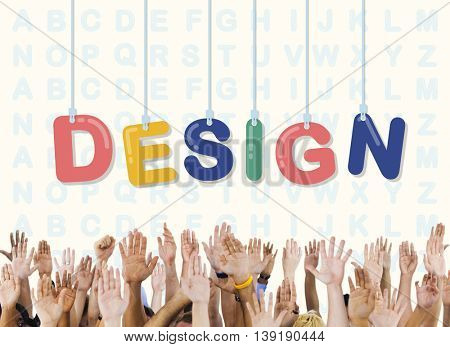 Design Creative Draft Ideas Planning Purpose Concept