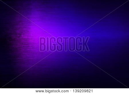 grunge blue metal background