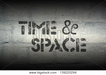 Time And Space Gr