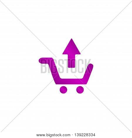 Shopping Cart Flat