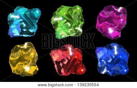 Crystals Color