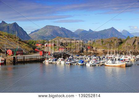 Stamsund, Norway