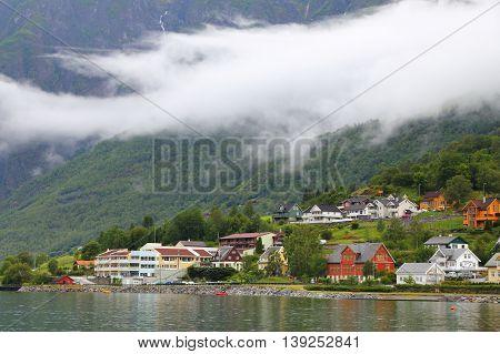 Norway - Aurland