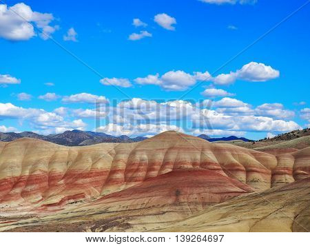 Painted Hills Unit, John Day Fossil Beds