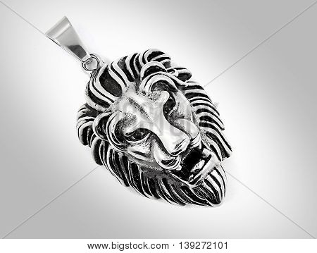 Necklace Lion's Head