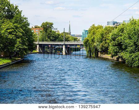 Spree, Berlin Hdr
