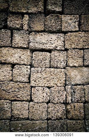 Vinyage Stone Wall