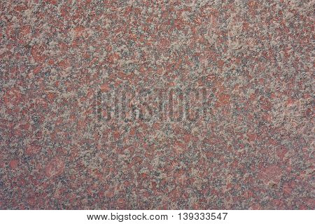 Smooth surface from granite as a background