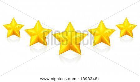 Five stars, Mesh