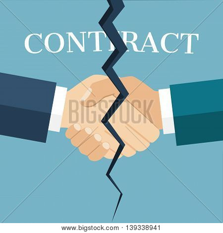 Termination Of Contract Vector