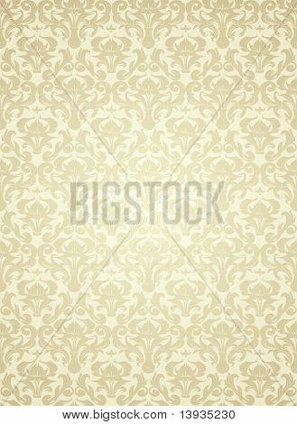 Seamless wallpaper pattern