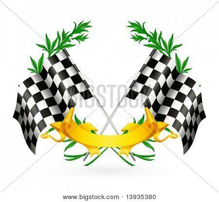 Sports Emblem, vector