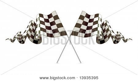 Checkered Flags, Vector