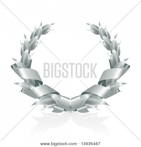 Laurel Wreath, vector