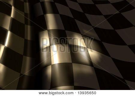Checkered Background, eps10