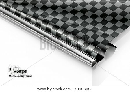 Checkered Abstract background, eps10
