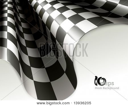 Checkered Background, eps10