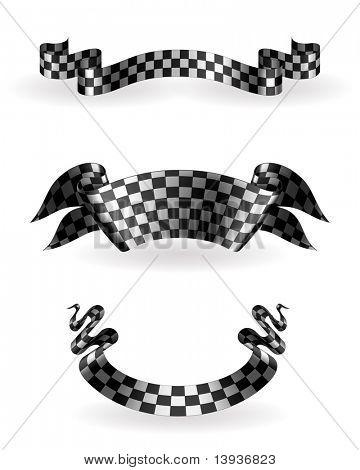 Conjunto de cuadros de cintas, 10eps