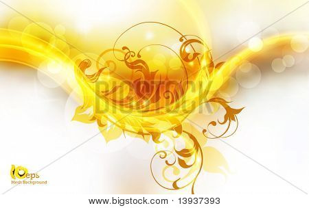 Fiery Background, 10eps