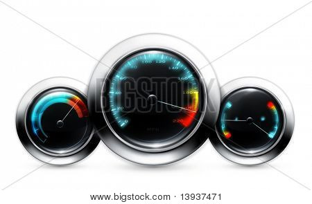 Car dashboard, 10eps