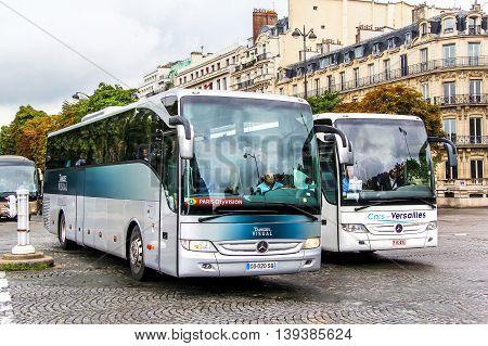 Mercedes-benz O350 Tourismo