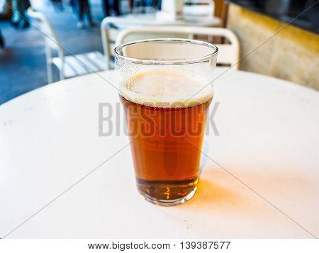 Hdr Ale Beer