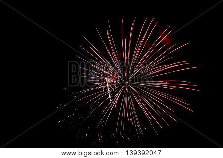 The fireworks keep coming on the 4th of July