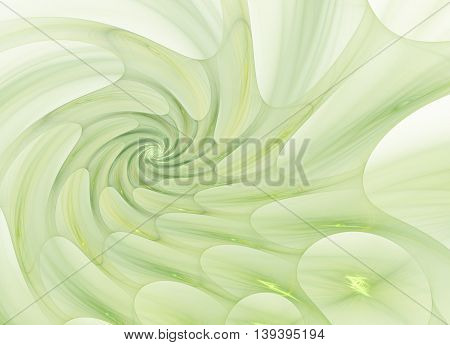 abstract fractal spiral pattern can be used as background