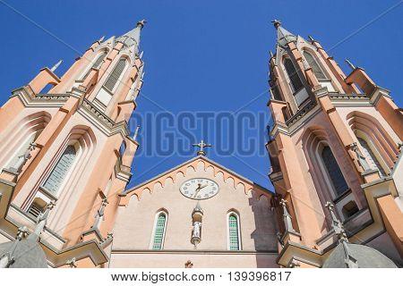 Sao Sebastiao Martir Church
