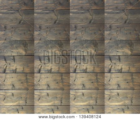 creative abstract brown wooden texture with dark strips