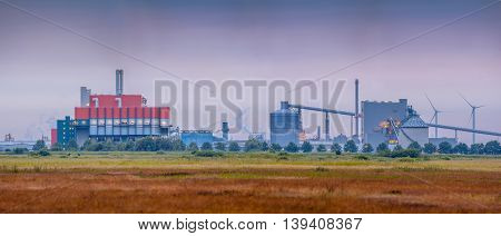 Wasteland Industry