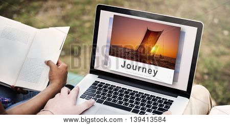 Journey Adventure Travel Explore Destination Concept