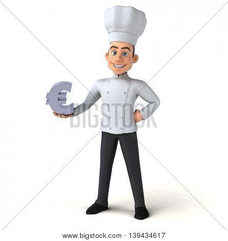 Fun chef