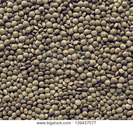Lentils Picture Vintage Desaturated