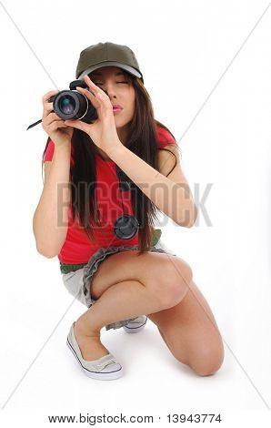 paparazzi girl